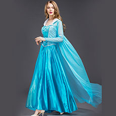 femme princesse costume